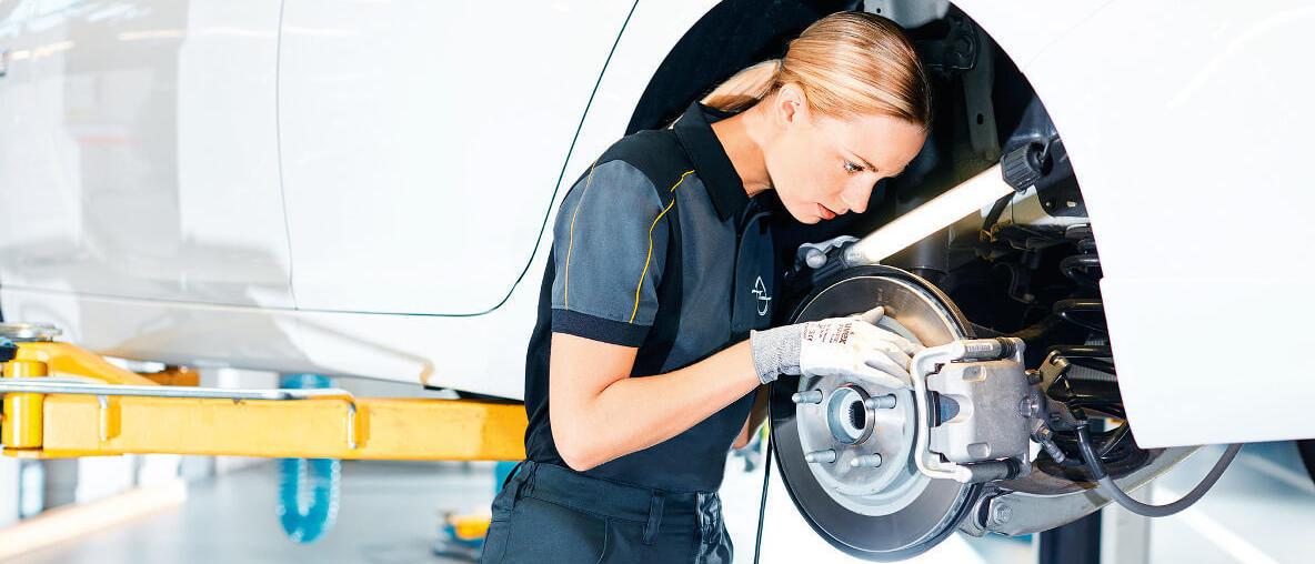 Service und ReparaturTschann